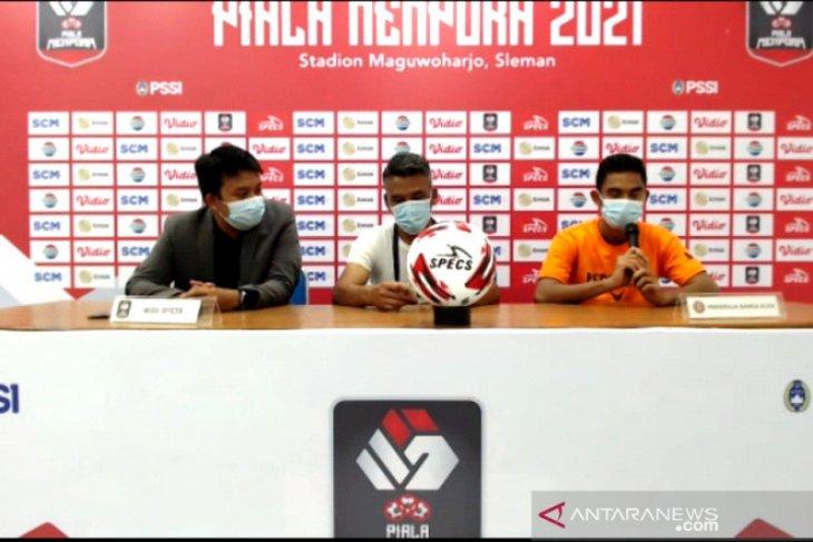 Persiraja Banda Aceh siap imbangi Persib Bandung di Piala Menpora