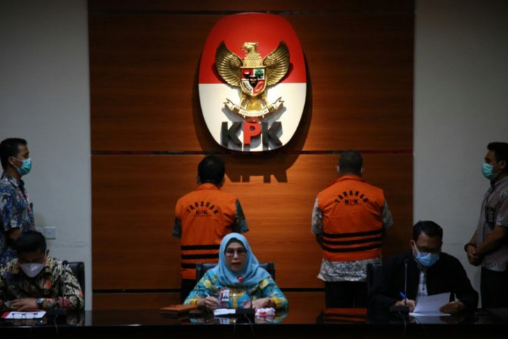 Mantan Kakanwil BPN Kalbar ditahan KPK