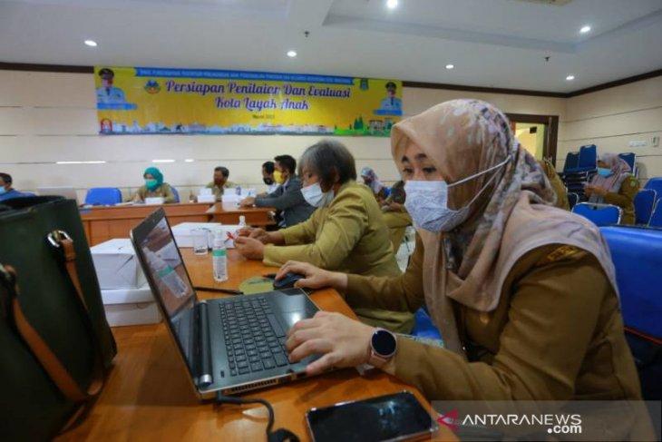 Pemkot Tangerang tengah berupaya mewujudkan sebagai kota layak anak