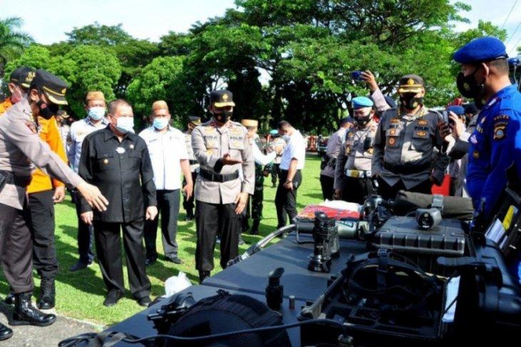 Wakil Gubernur Gorontalo minta semua OPD tingkatkan kesiapsiagaan bencana