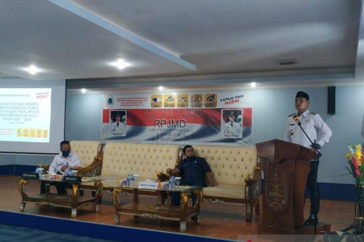 Wabup Kapuas Hulu : BPD salah satu pilar pembangunan desa
