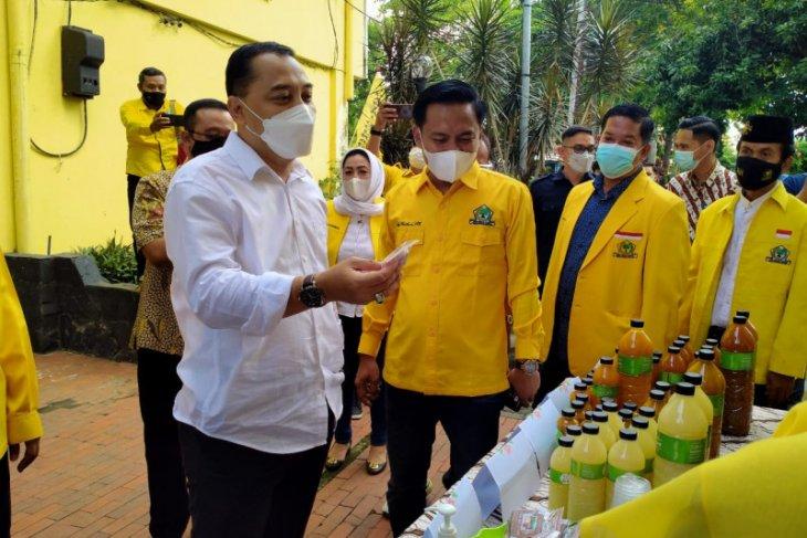 Golkar Surabaya siap bersinergi genjot perekonomian di sektor UMKM