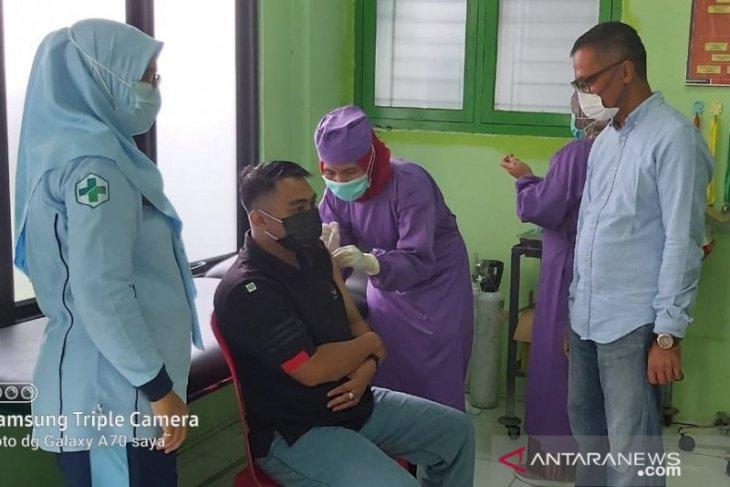 Satgas BUMN Jambi imbau PIC koordinasi pelaksanaan vaksinasi