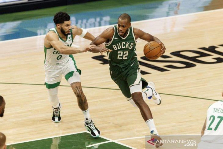 Bucks atasi gempuran Bulls meski tanpa Giannis Antetokounmpo