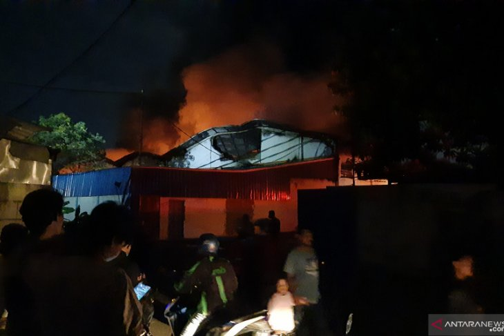 BPBD: Penyebab kebakaran di Tangerang didominsi konsleting listrik