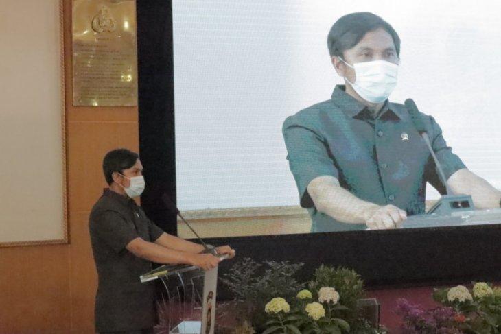Ketua DPRD apresiasi TNI-Polri berjibaku dalam penanganan karhutla