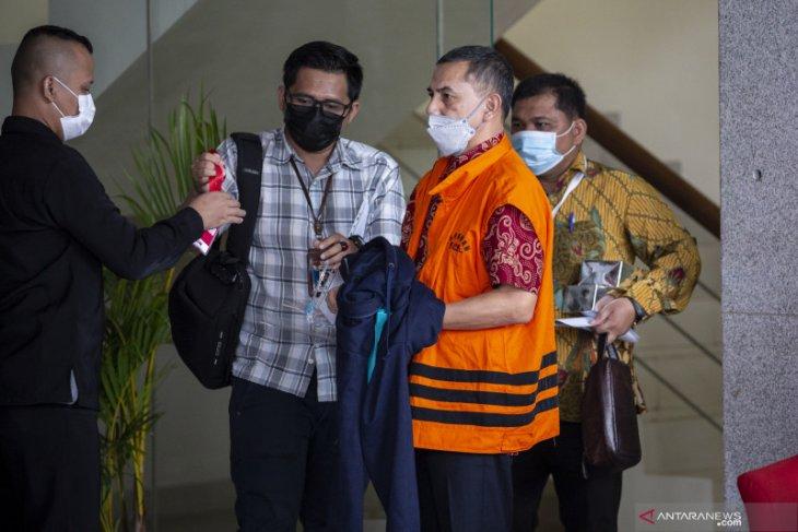 KPK limpahkan perkara Wali Kota Cimahi nonaktif  Ajay Muhammad Priatna ke pengadilan