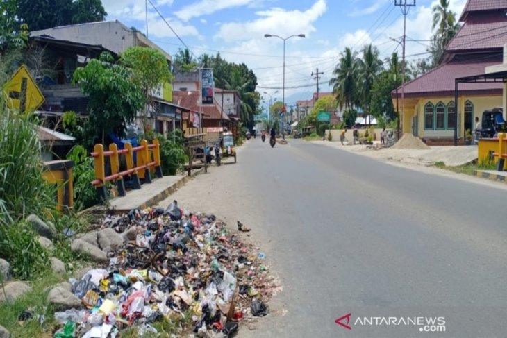 DPRD Madina desak pemkab atasi kesemrawutan Kota Panyabungan