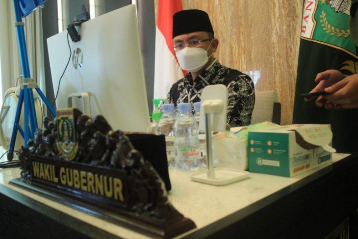 Pemprov Banten targetkan jadi 10 besar destinasi wisata halal