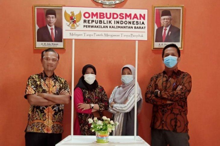 Ombudsman Kalbar gelar kegiatan OOTS di pelayanan publik di Pontianak