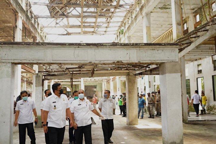 Administration to launch Medan's Kesawan City Walk revitalization
