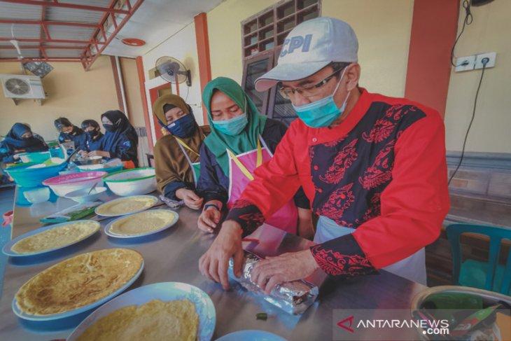 Lirik Bisnis Chatering, Pupuk Kaltim Tingkatkan Kapasitas Anggota Binaan Ma'rifah Herbal