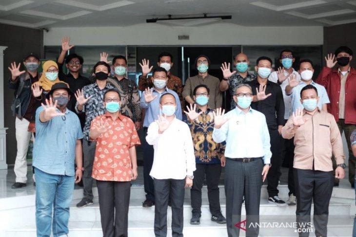 Pemkab Bogor andalkan tim Kabekraf untuk pulihkan ekonomi efek dari pandemi