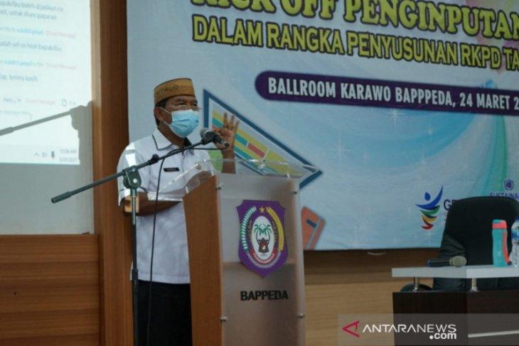 Provinsi Gorontalo masuk nominasi penghargaan pembangunan daerah