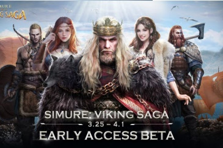Simure: Viking Saga, a brand new simulation RPG by YOOZOO Games is now in early access for Android