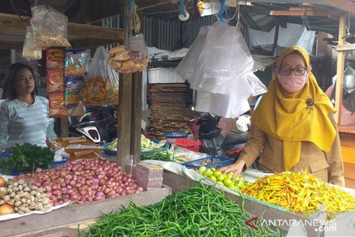 Harga cabai rawit di Tanjung Pandan bertahan Rp110 ribu per kilogram