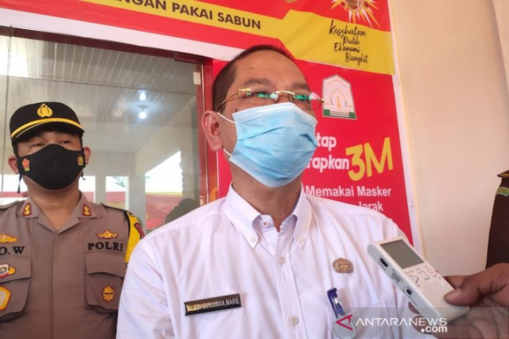 Seorang pasien COVID-19 asal Aceh Timur masih dirawat di rumah sakit