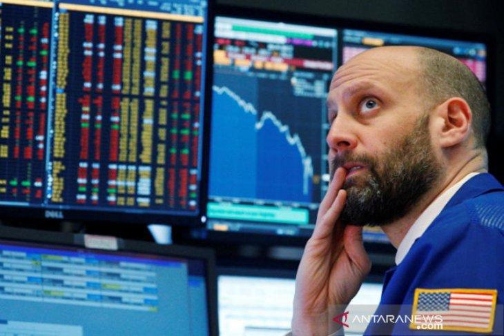 Wall Street ditutup reli dipicu harapan pemulihan kuat, Dow melonjak 453 poin