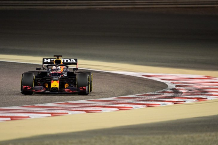 Verstappen dominasi dua sesi latihan bebas F1 GP Bahrain