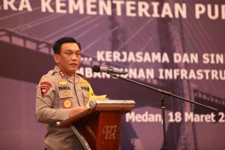 Kapolda siap kawal program pembangunan nasional di Sumut