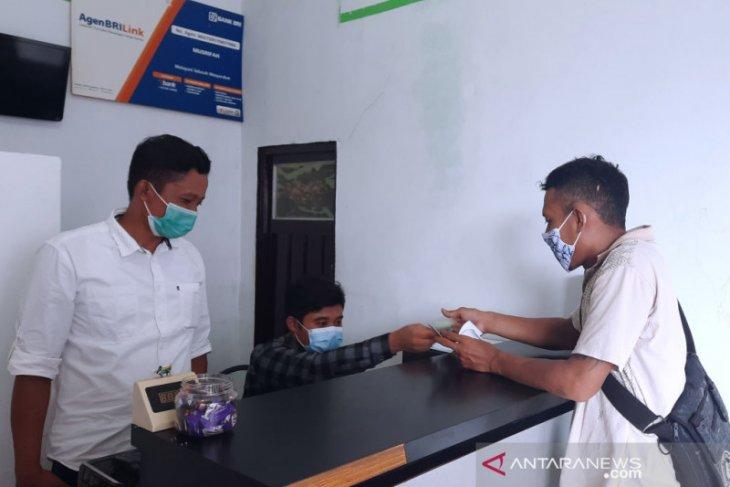 Layani pelanggan seperti di kantor bank, agen BRILink di Denpasar raih untung puluhan juta per bulan