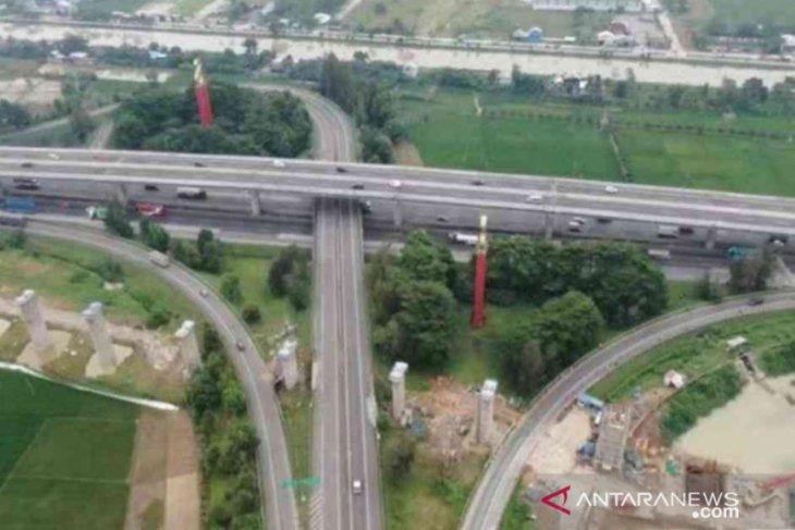 Jasa Marga siapkan skema lalu lintas pemasangan girder kereta cepat