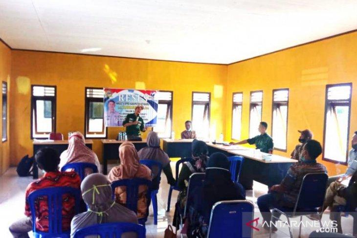 Reses di empat desa, Roby siap perjuangkan aspirasi masyarakat