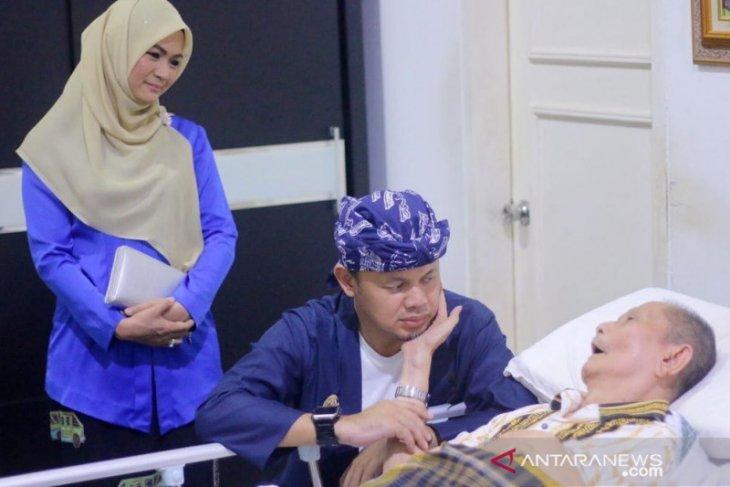 Mantan Wali Kota Bogor Eddy Gunardi meninggal dan jenazah dimakamkan di Kuningan