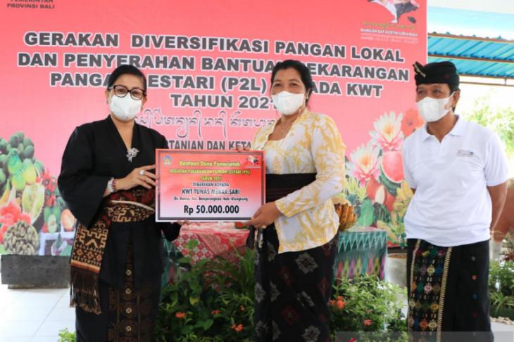 PKK Bali ajak masyarakat kampanye cinta kuliner tradisional