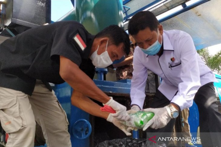 BNNP Kalbar musnahkan 14 kilogram sabu-sabu