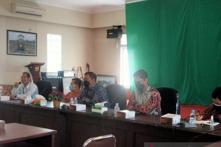 DPRD Banjarmasin sambangi balai sungai untuk koordinasi pasca banjir