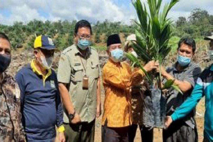 Wabup Mashuri berharap Program Pembukaan Lahan Tanpa Bakar dialokasikan berkelanjutan