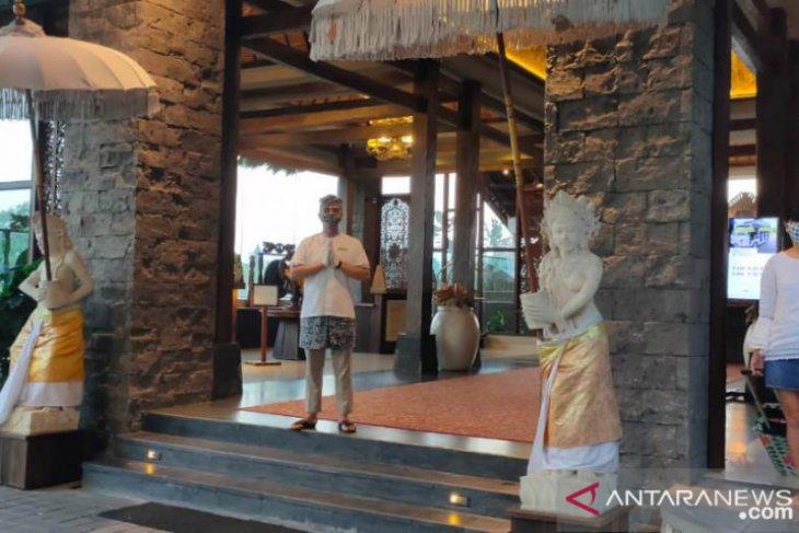 Di Ubud, Tingkat hunian hotel anjlok di bawah 10 persen
