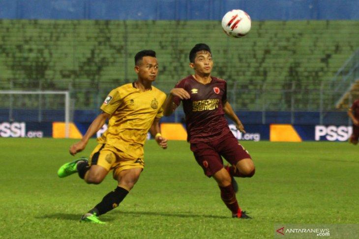 Piala Menpora: PSM vs Bhayangkara FC berakhir imbang 1-1