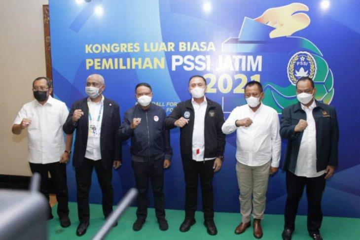 Ketum PSSI sebut Liga 1 bergulir mulai Juni 2021