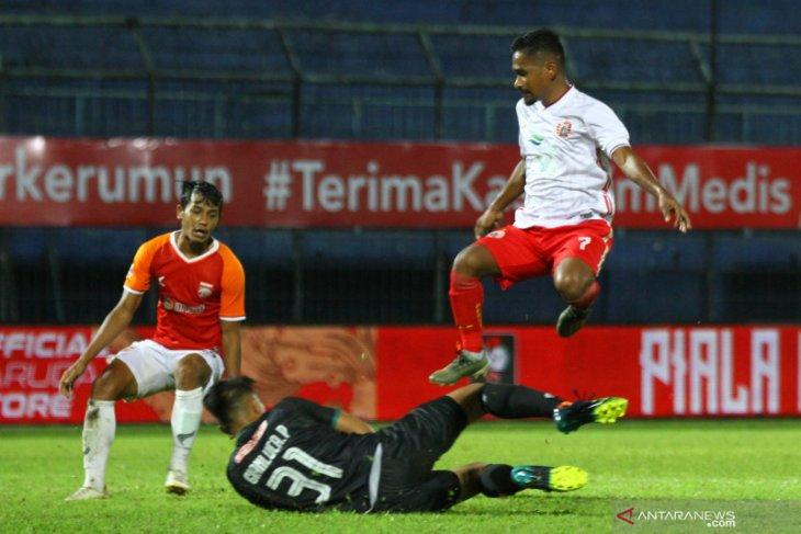Persija kalahkan Borneo FC 4-0