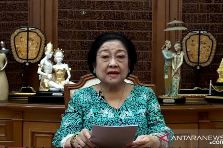 Megawati : Indonesia memiliki teknik wastra terlengkap di dunia