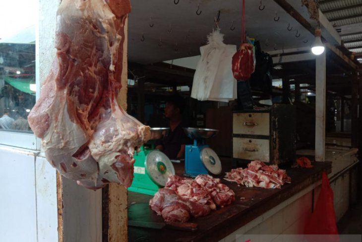 Jelang bulan Ramadhan harga daging sapi di Kalbar berpotensi naik