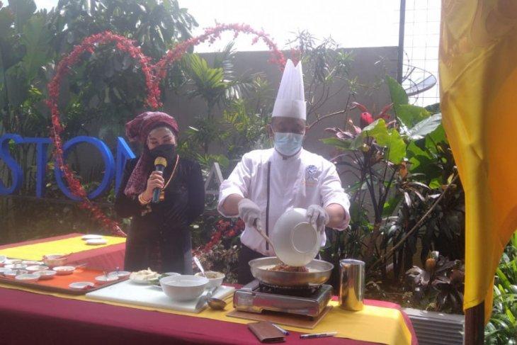Festival Kuliner Nusantara di Jambi, bangkitkan ekonomi kreatif dan buka peluang usaha