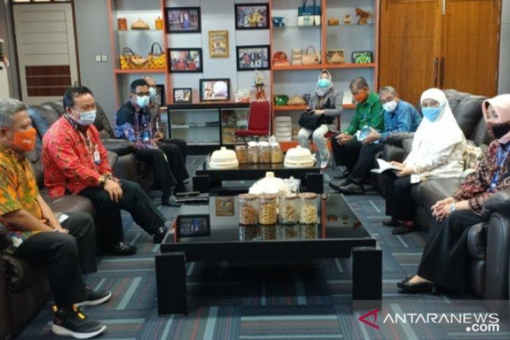 BKKBN apresiasi Pemkab Kubu Raya dengan aplikasi Geoportal WebGis