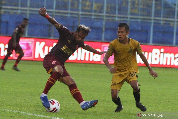 PSM Makassar imbangi Bhayangkara Solo FC