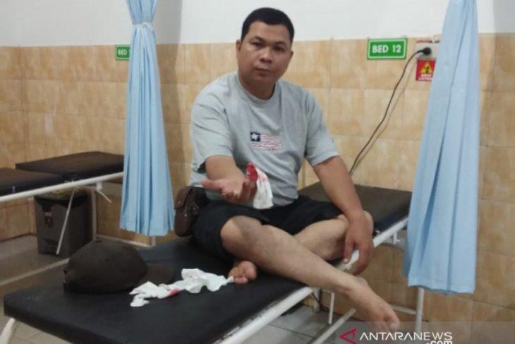 Polisi tangkap penganiaya seorang jurnalis