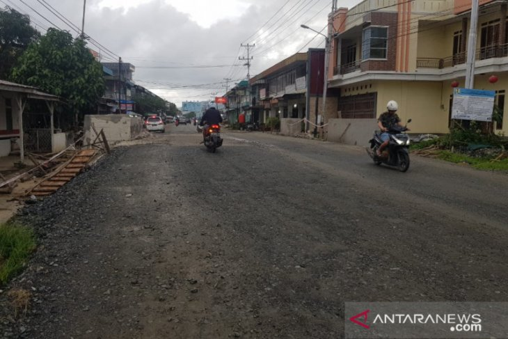 Kota Singkawang minta Jembatan Sakok-Kaliasin segera diselesaikan