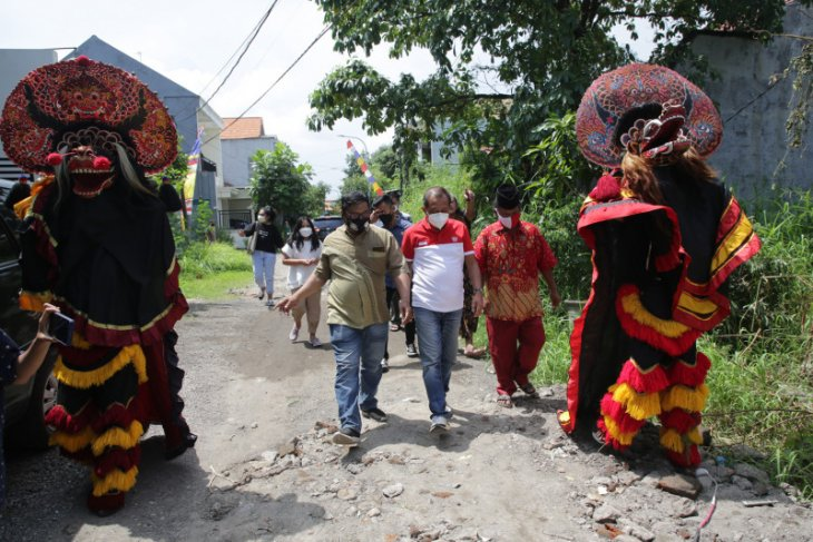 Alun-Alun Suroboyo disiapkan menjadi tempat berkreasi para seniman