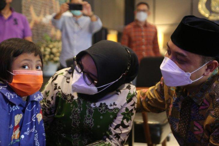 Wali Kota Surabaya apresiasi kesigapan polisi temukan anak hilang