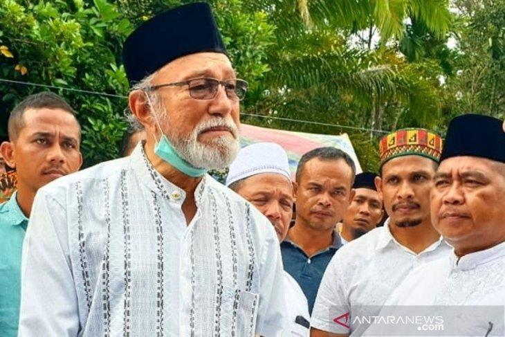 Malik Mahmud segera temui Presiden Jokowi, minta Pilkada Aceh dilaksanakan pada 2022