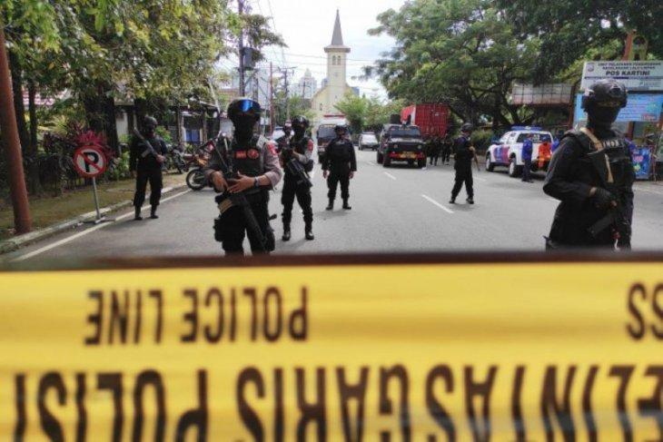 Ketua DPD RI kecam teror bom bunuh diri di Gereja Katedral Makassar