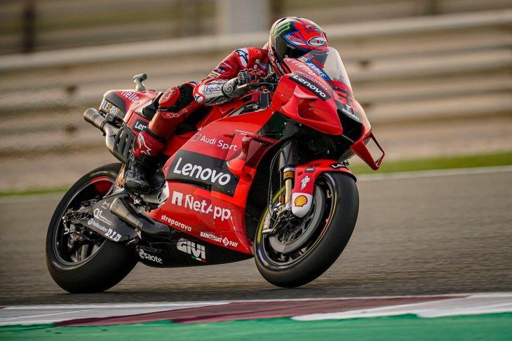 Bagnaia raih pole position MotoGP seri Qatar