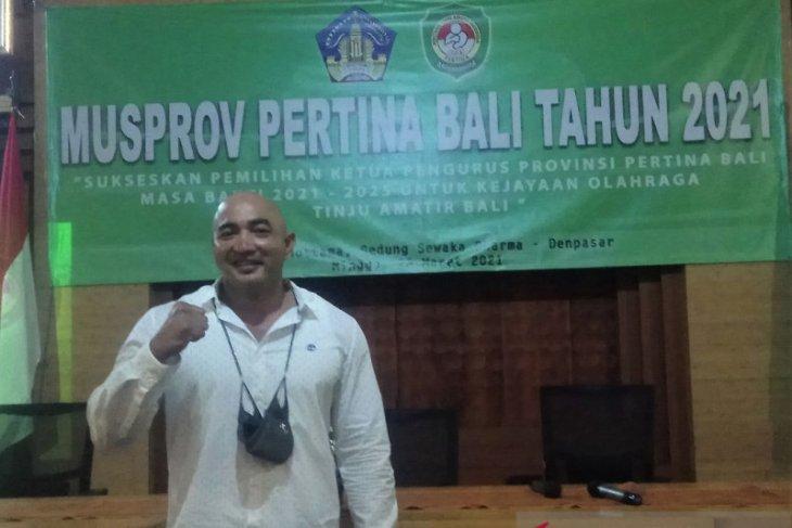 Muliawan Arya terpilih jadi Ketua Pertina Bali 2021-2025
