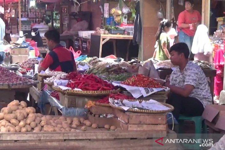 Dinas Perdagangan Bekasi sidak pasar tradisional antisipasi lonjakan harga